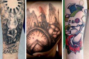 avis ecole tatouage Ivan