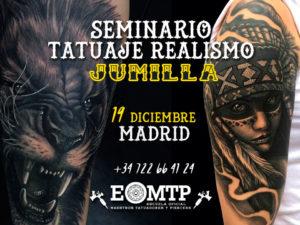seminaire tattoo realismo