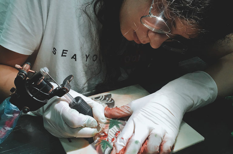 devenir tatoueur EOMTP