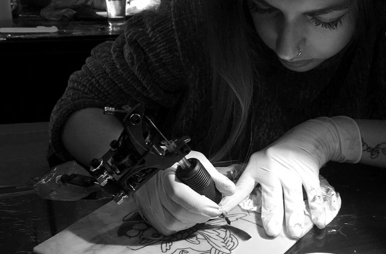 pratiques tatouage