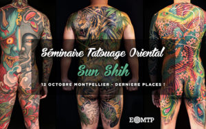 seminaire oriental tatouage