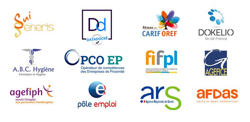 logos officiels